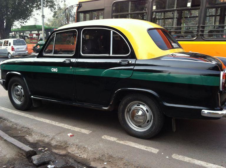 A Taxi like mine