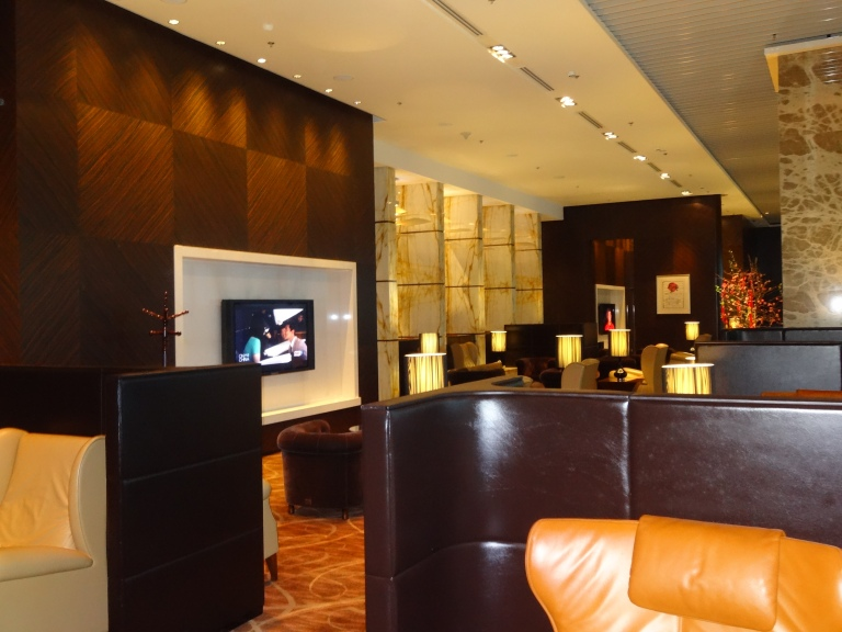 The Private Room at Changi