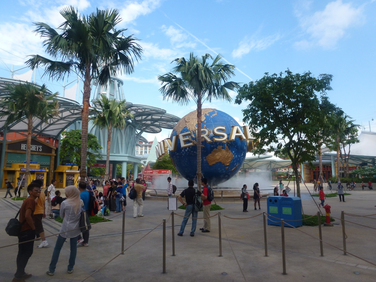 Your guide to Universal Studios Singapore