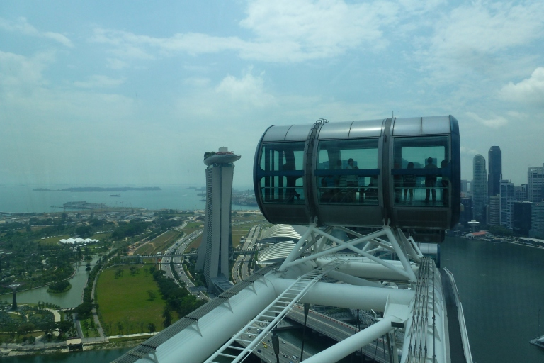 Great views of MBS