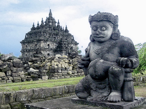 Nice Hindu-inspired architecture