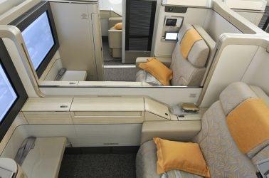 OZ A380 First Class Suites