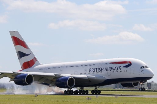 British Airways are a founding member of OneWorld