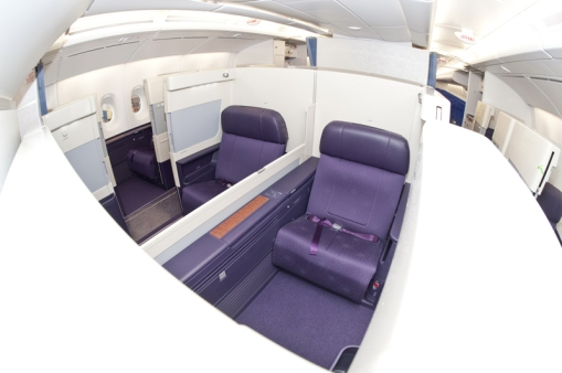 China Southern A380 First Class Suites