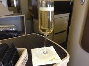 Champagne awaits you