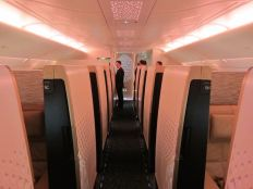 Inside the Etihad A380 Suites