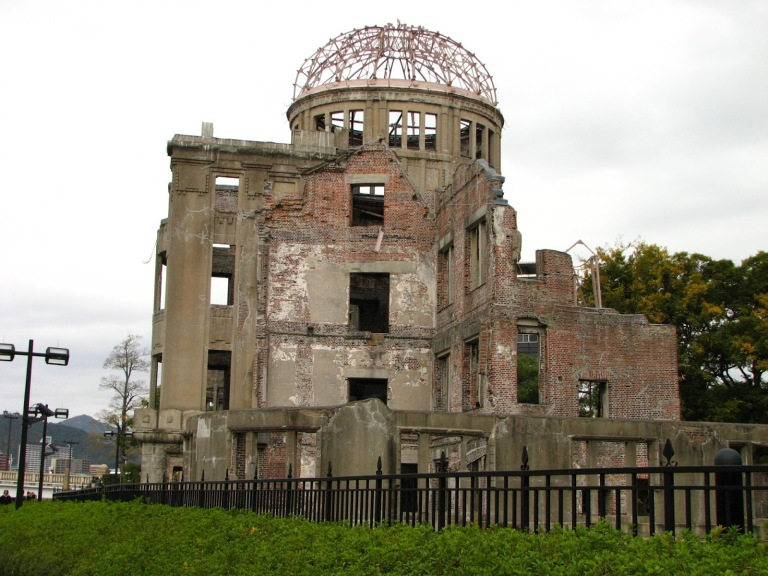 The A-Bomb Dome