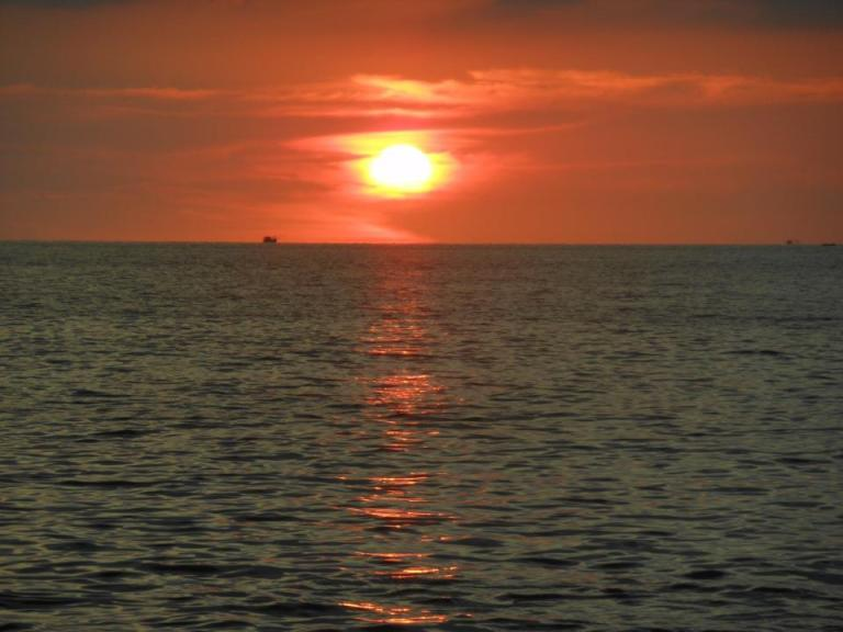 The Andaman Sunset