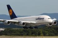Lufthansa's A380