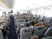 A380 Economy class
