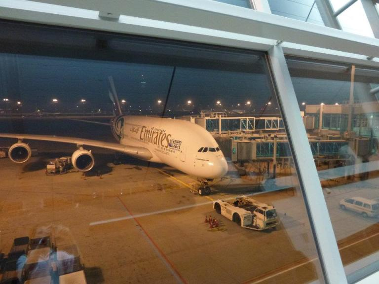 Now time to head back to Dubai!