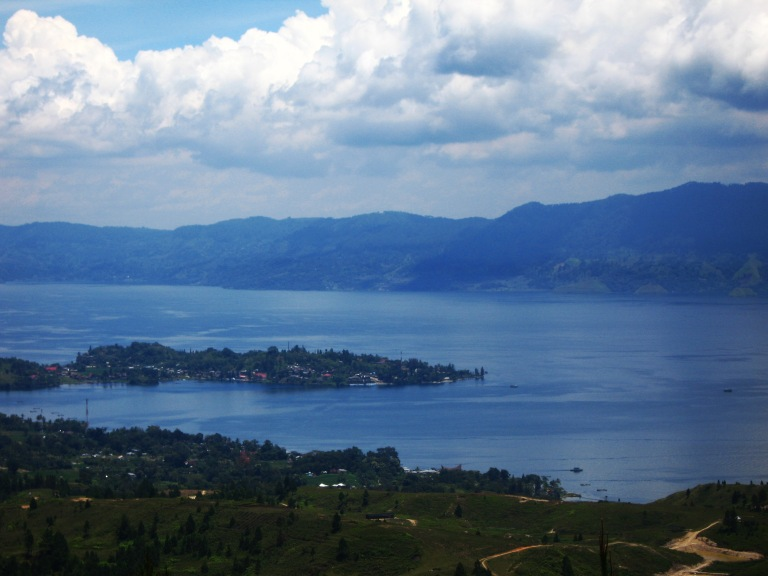 Lake Toba is the largest crater lake in the world