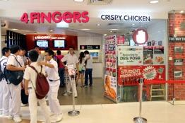 4 Fingers Crispy Chicken