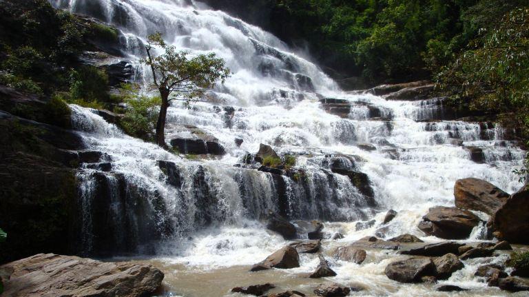 Mae Ya Falls - an amazing sight!