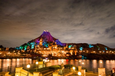 Tokyo DisneySea is the best theme park in the world