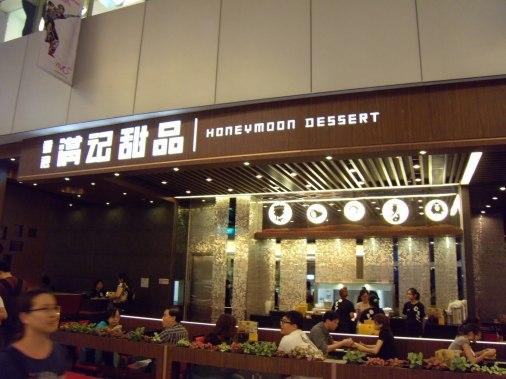 Honeymoon Dessert