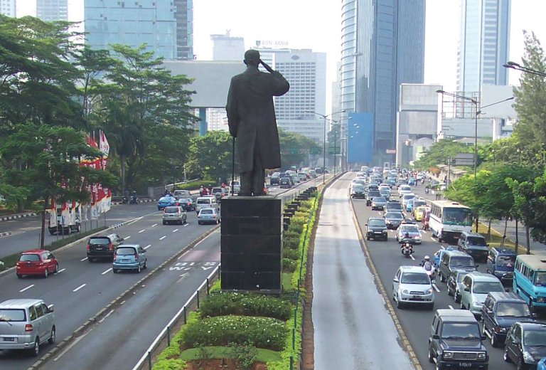 Jakarta: the Nation's Capital