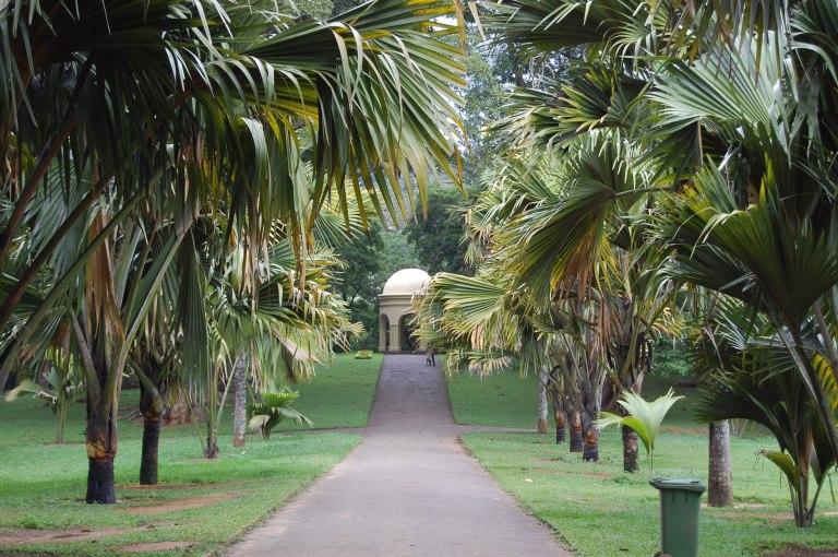 The Botanical Gardens were amazing!