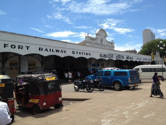 Colombo Fort Station