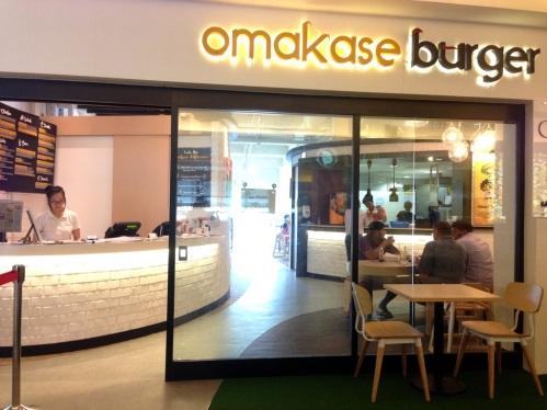 Omakase Burger