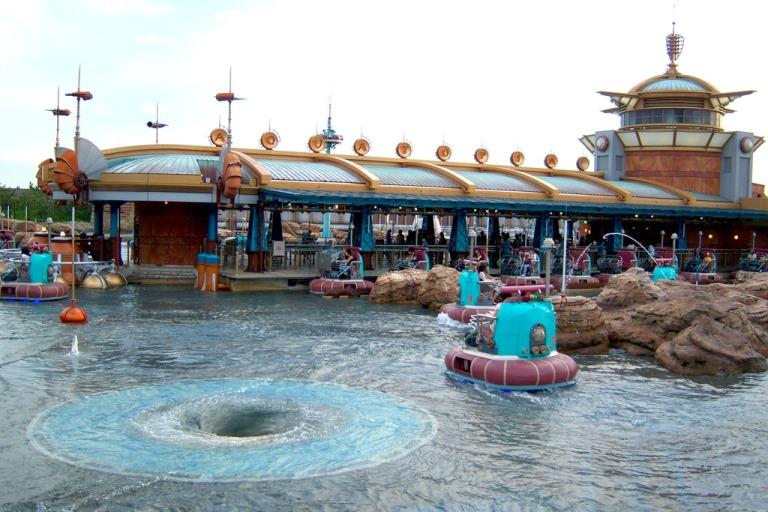 AquaTopia is a fun ride for children