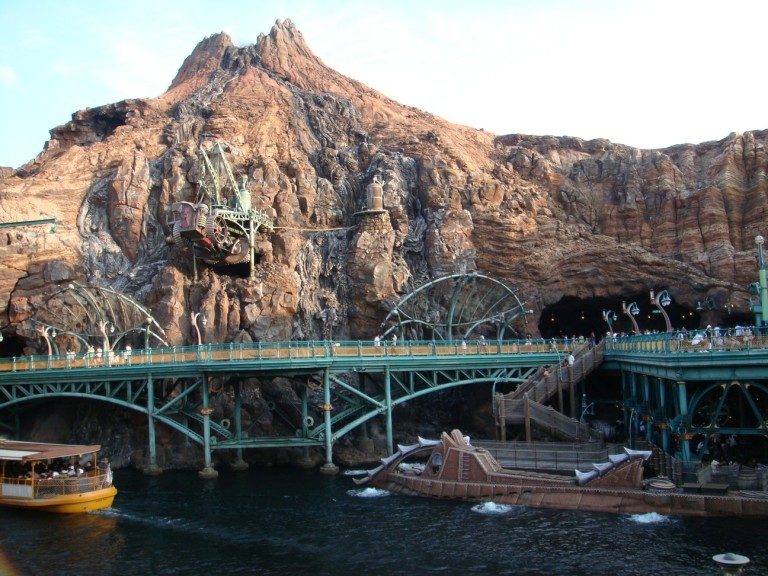 Welcome...to Mysterious Island!