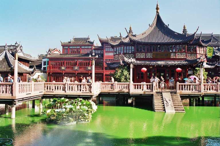 The Yuyuan Garden