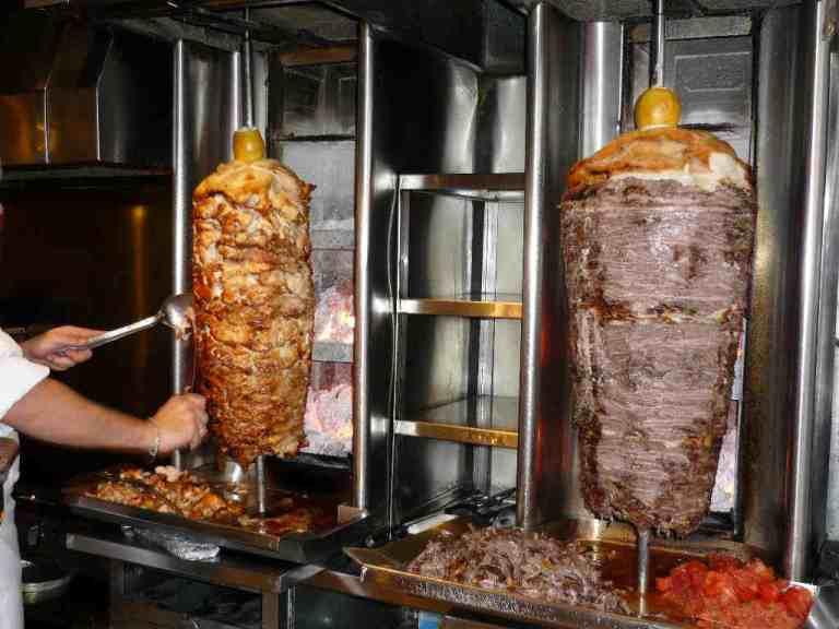 Turkey shawarma can often be sold in Dubai and Abu Dhabi