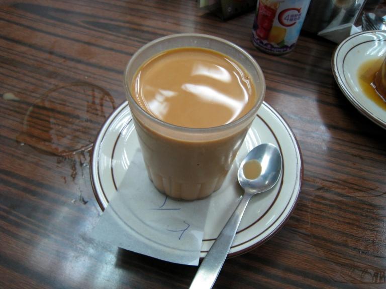 Hong Kong-style Milk Tea