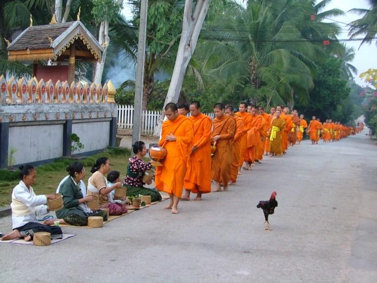Sleepy Luang Prabang