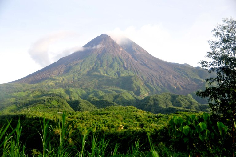 Mount Merapi has a fearsome reputation