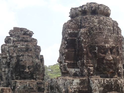 Bayon is spectacular