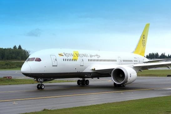 Royal Brunei 787