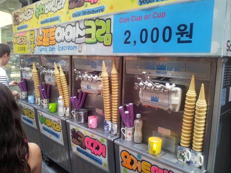 Korean soft-serve