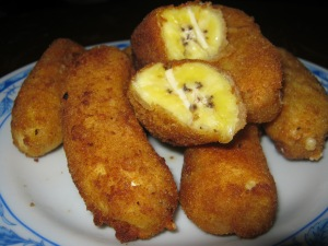 Going bananas for Pisang Goreng