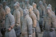 Xi'an is home to the Terracotta Army