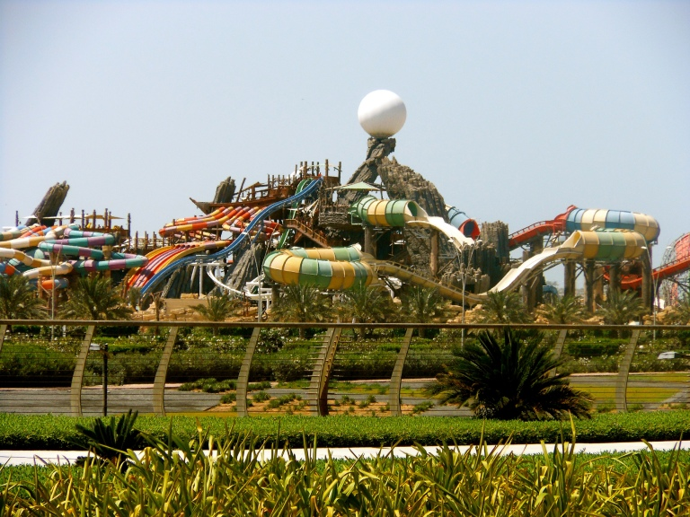 Yas Waterworld, Abu Dhabi
