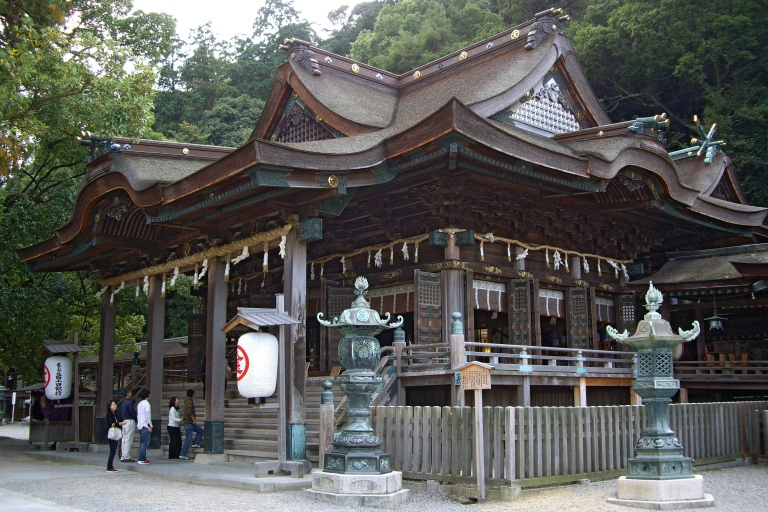 Kotohiragu Shrine