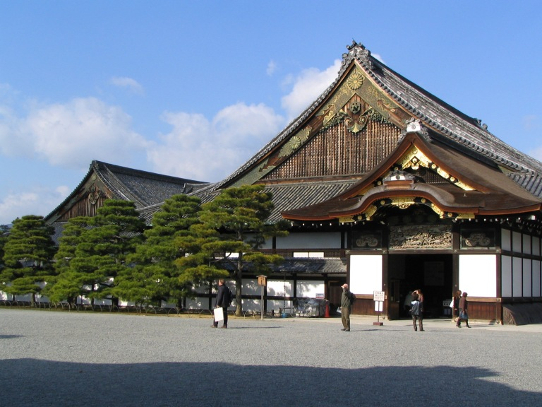 Nijo Castle in all its glory