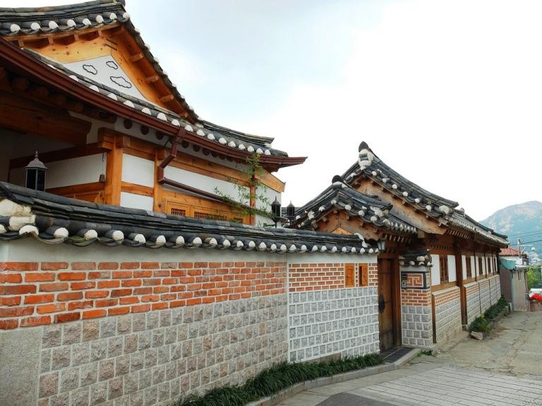 Hanok in Seoul