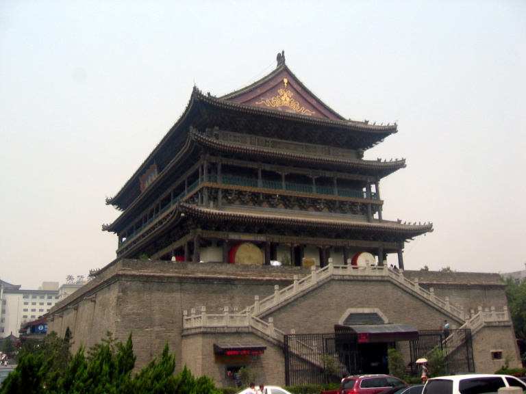 Xi'an's Drum Tower