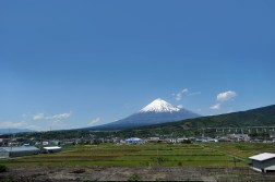 Mount Fuji in all its splendour