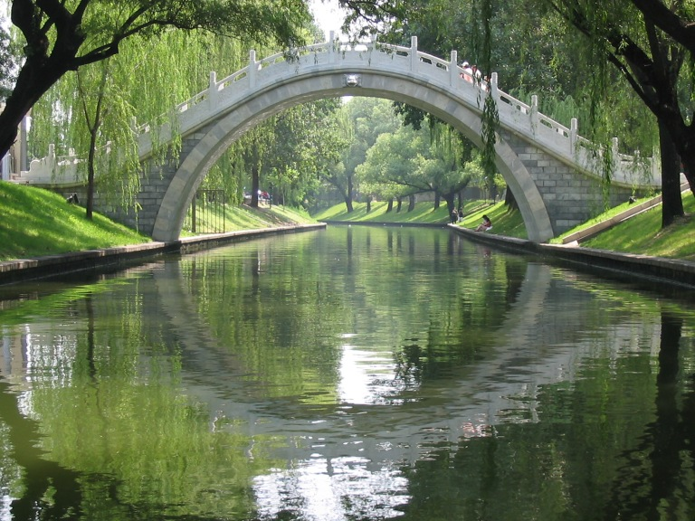 Classical Chinese Gardens in Beijing