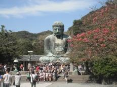 The daibatsu at Kamakura