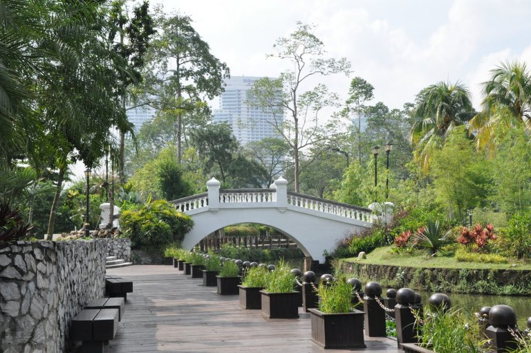 The best place for a stroll in KL!
