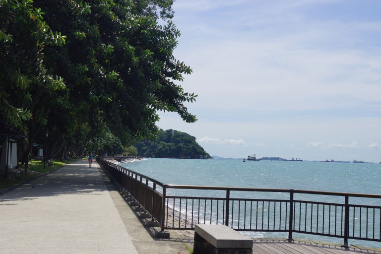 Labrador Park is a place to relax by the sea