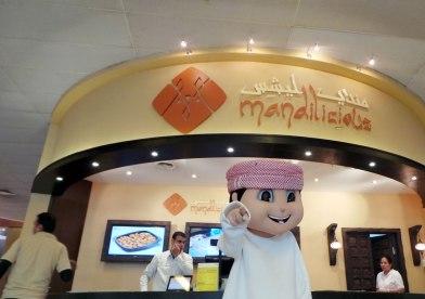 Mandilicious, Dubai