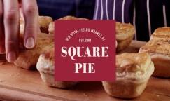 Square Pie, UK