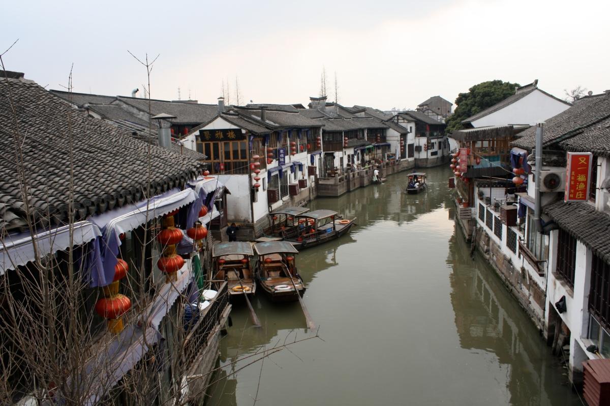 Streets Of Willow >> Zhujiajiao: The Venice of China – backpackerlee