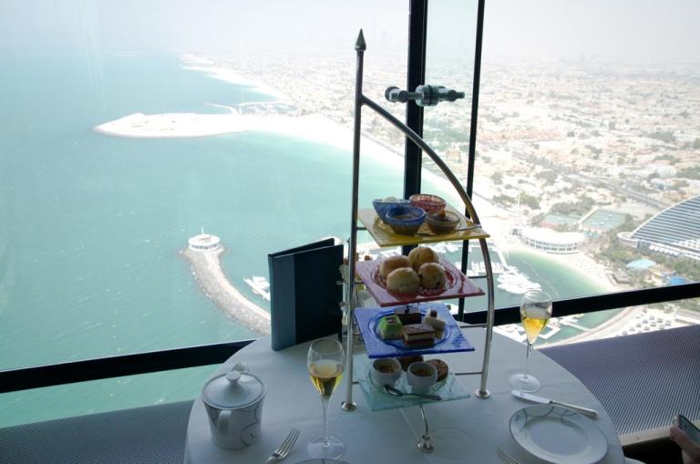 Great food, Great views